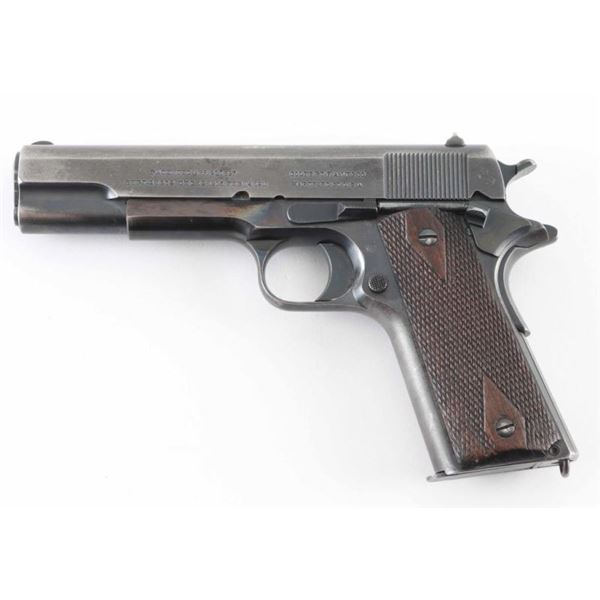 Colt 1911 U.S. Army .45 ACP SN: 68393