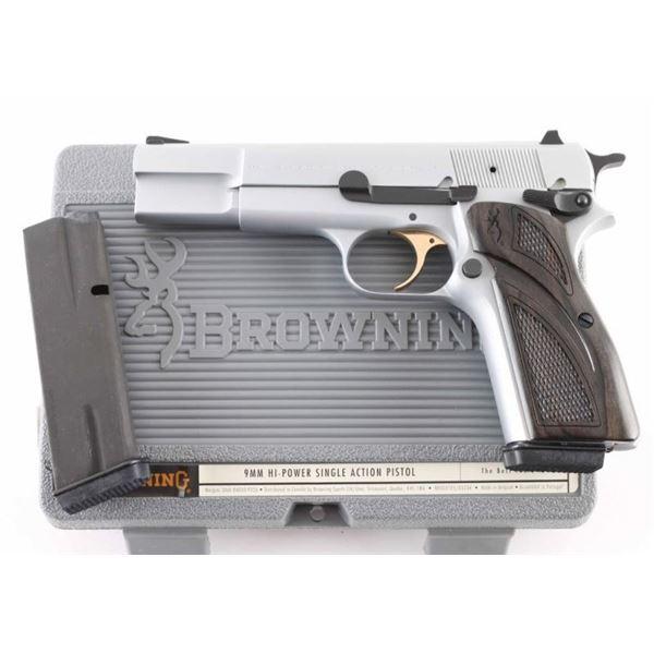 Browning Hi-Power 9mm Luger SN: 511MV50604
