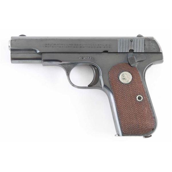 Colt 1908 Pocket Hammerless 380 ACP #121068