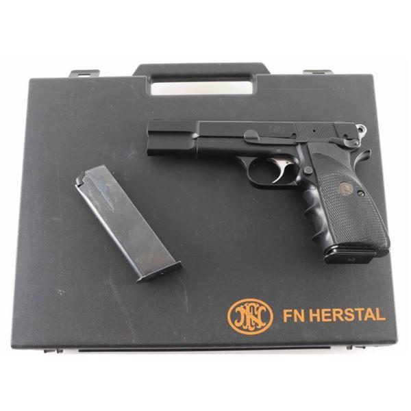 FN Hi-Power 9mm SN: 511MX50599