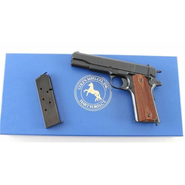 Colt M1911 'Reissue' .45 ACP SN: 2283WMK