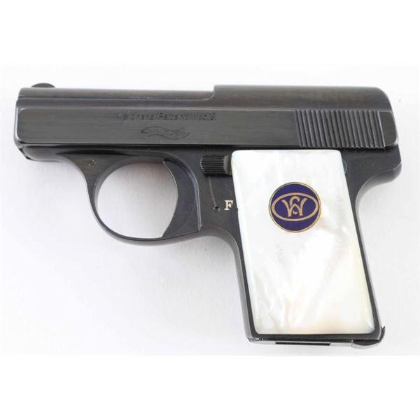 Walther Model 9 .25 ACP SN: 447714