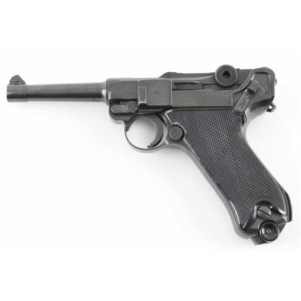 "Mauser ""byf 41"" P.08 9mm Luger SN: 6324v"