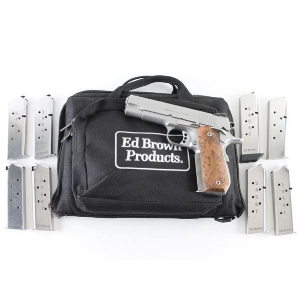 Ed Brown Executive Carry 45 ACP SN: 18548