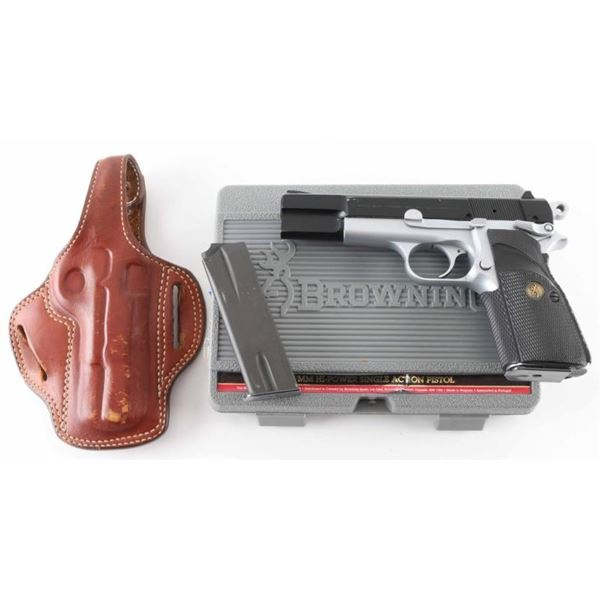 Browning Hi-Power 9mm Luger SN: 245NW77927