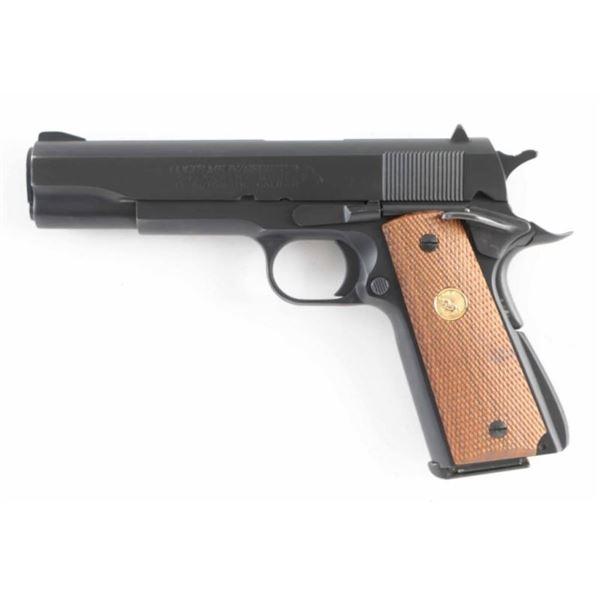 Colt Government Model .45 ACP SN: 70B04404