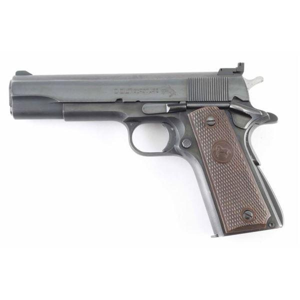 Colt Super 38 .38 Super SN: 168450