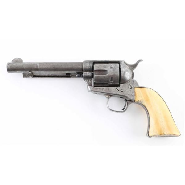Colt Single Action Army .45 LC SN: 38619