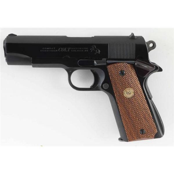 Colt Combat Commander .45 ACP SN: 70BS75180