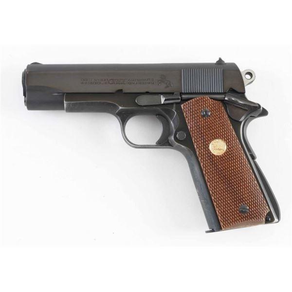 Colt Commander .45 ACP SN: 4754-LW