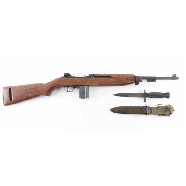 I.B.M. Corp. M1 Carbine .30 Cal SN: 3826112