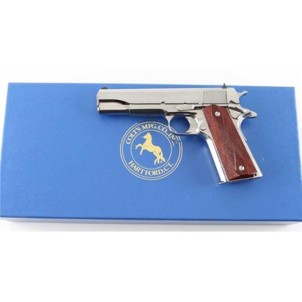 Colt Custom Gov't .38 Super SN: ELCEN2282