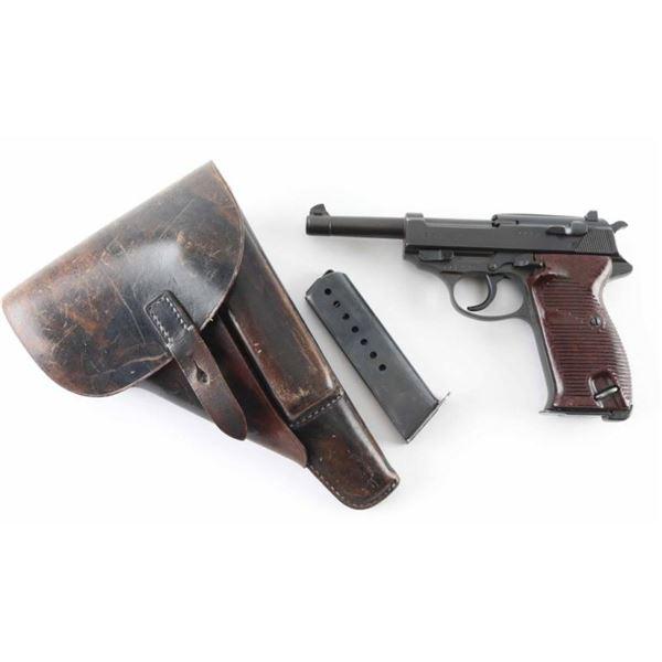 """Mauser """"byf 44"""" P.38 9mm SN: 771w"""