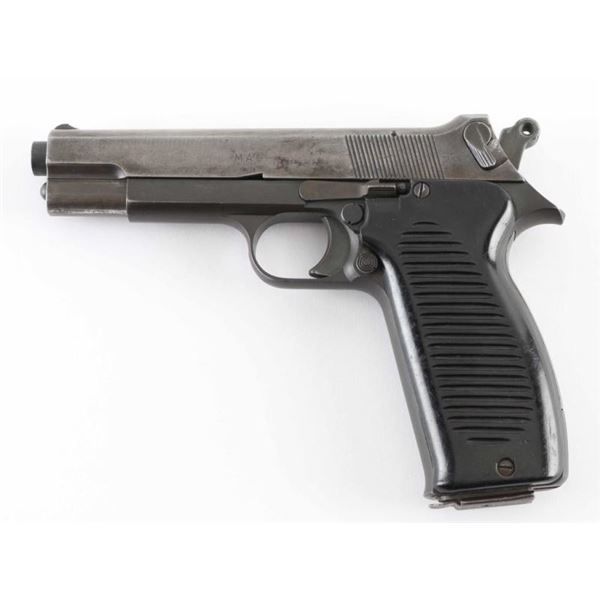 M.A.C. Model 1950 9mm SN: B1937
