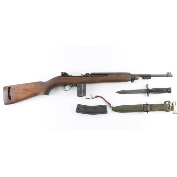 Saginaw S.G. M1 Carbine .30 Cal SN: 5837496