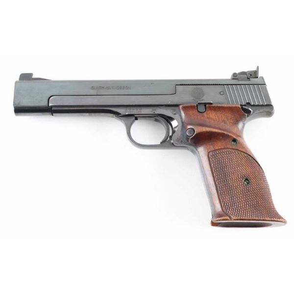 Smith & Wesson Model 41 22LR SN: 19653