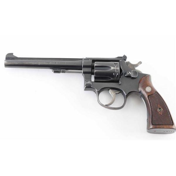Smith & Wesson K-22 Masterpiece 22LR