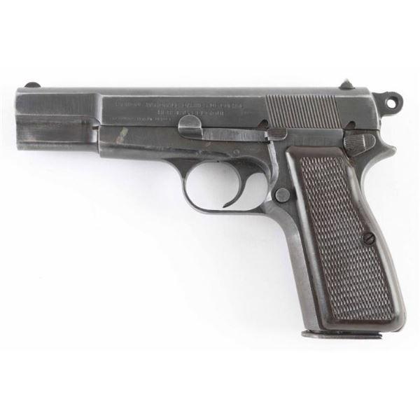 FN HP-35 'Pistole 640(b)' 9mm SN: 600b
