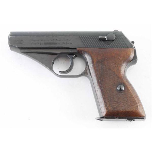 Mauser HSc .32 ACP SN: 912613