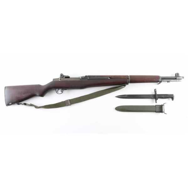 Springfield M1 Garand .30-06 SN: 3776744