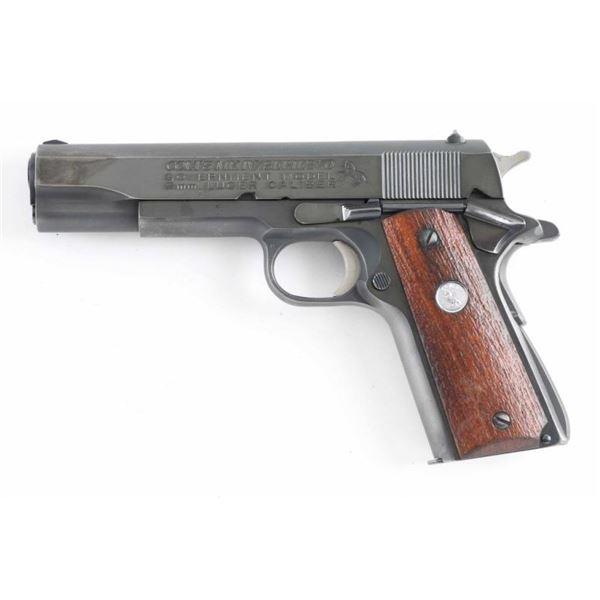 Colt Government Model 9mm SN: 70L06944