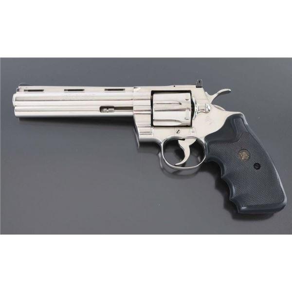 Colt Python .357 Mag SN: E81225