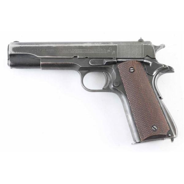 Colt 1927 'Argentine' .45 ACP SN: 7271