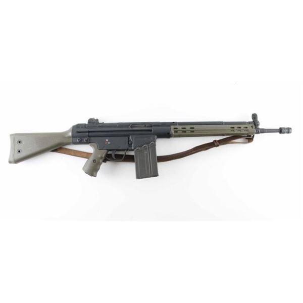 EBO/Springfield SAR-8 Sporter 7.62mm #08730