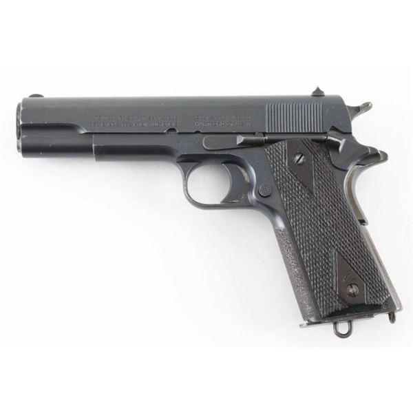 Colt Government Model .45 ACP SN: W101230
