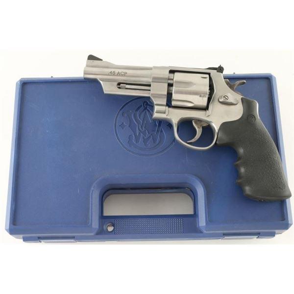 Smith & Wesson 625-6 .45 ACP SN: CDZ4980