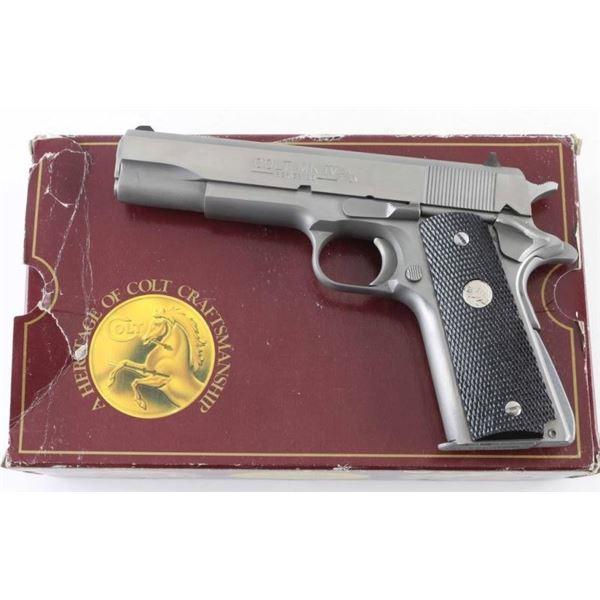 Colt Government Model .38 Super SN: SG01326
