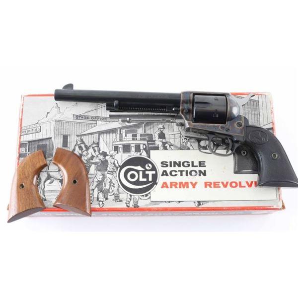 Colt Single Action Army .45 LC SN: 47417SA