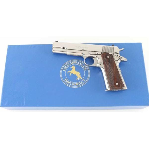 Colt Custom Gov't .38 Super SN: ELCEN2423