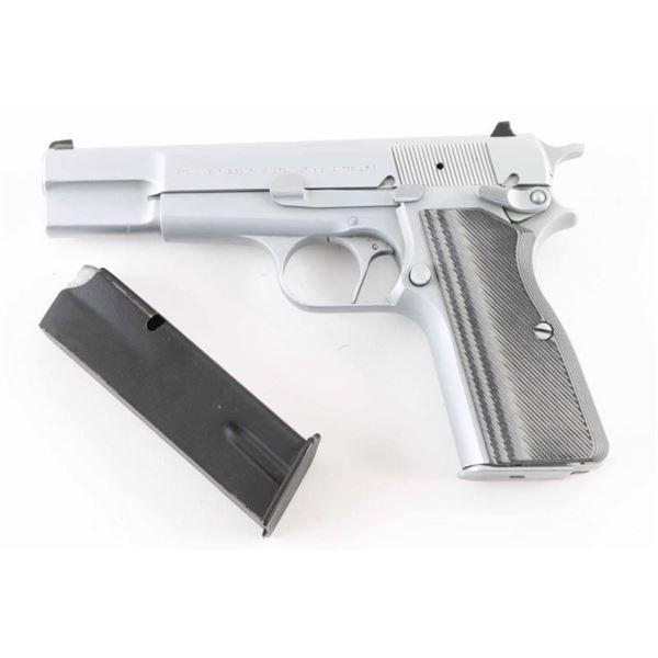 Browning Hi-Power 9mm SN: 245NM16199