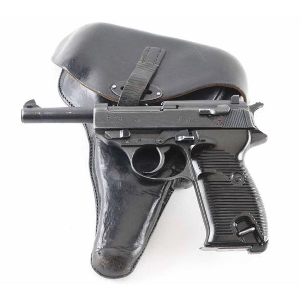 Spreewerk 'cyq' P.38 9mm SN: 1562u