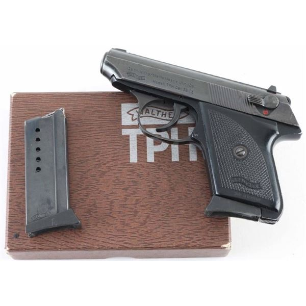Walther/Interarms TPH .22 LR SN: 283580