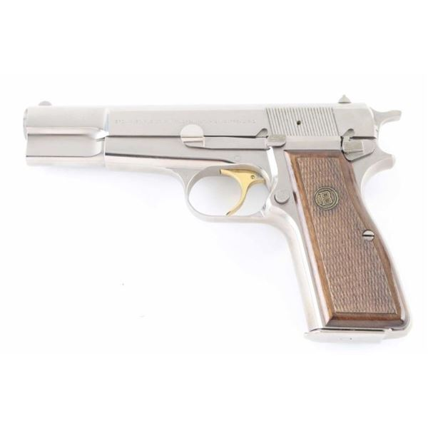 Browning Hi-Power 9mm SN: 245PY40583