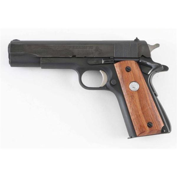 Colt Government Model .45 ACP SN: 70G23738