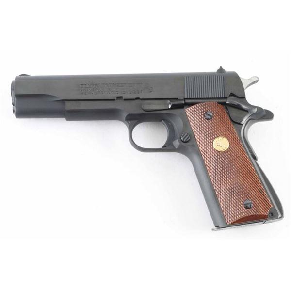 Colt Government Model .45 ACP SN: A70B39031