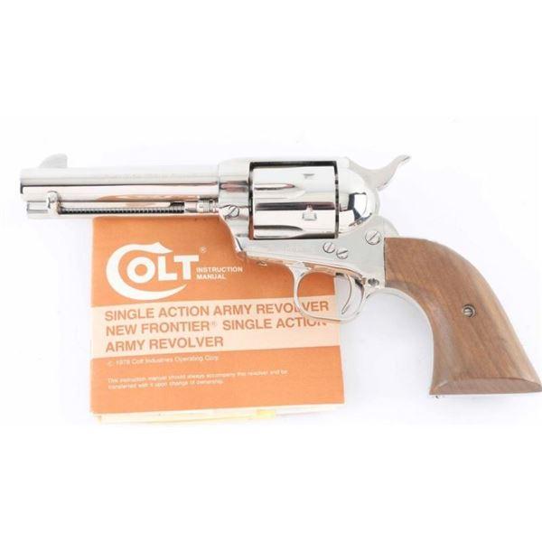 Colt Single Action Army .45 LC SN: SA47663