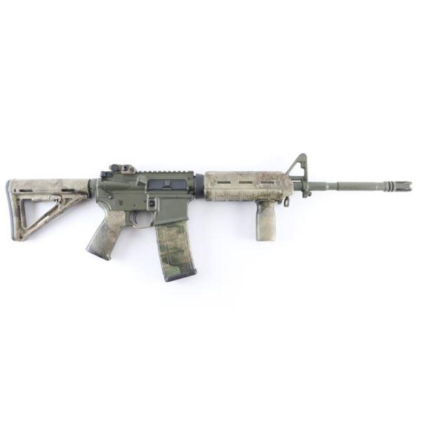 Colt M4 Carbine 5.56mm SN: LE462168