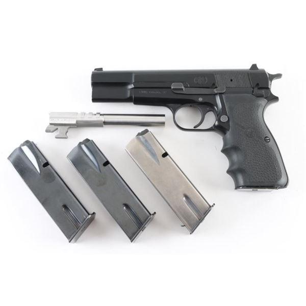 FN Hi-Power .40 S&W SN: 513MX52647