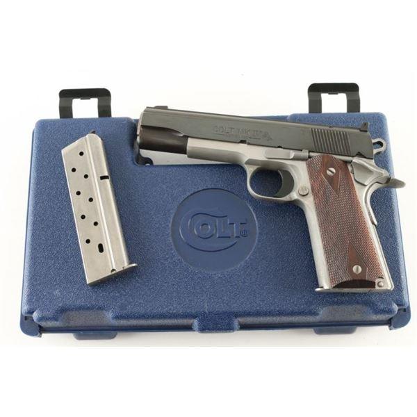 Colt Combat Elite .38 Super SN: CE01991E
