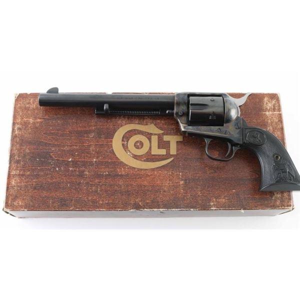 Colt Single Action Army .45 LC SN: 98072SA