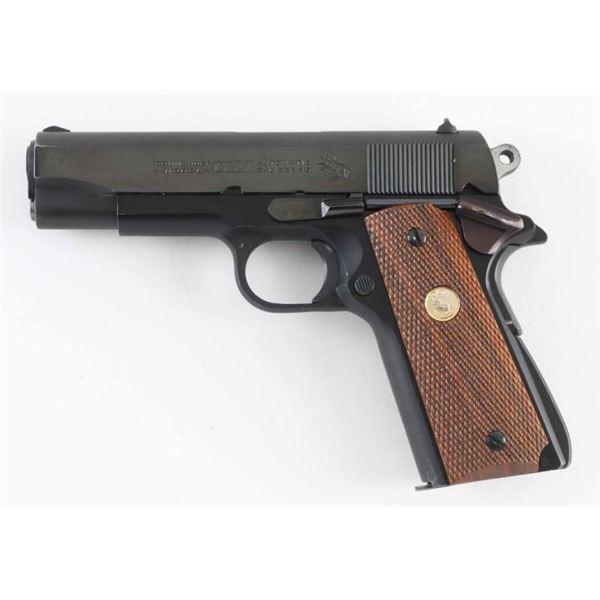 Colt Commander L.W. .45 ACP SN: CLW033550