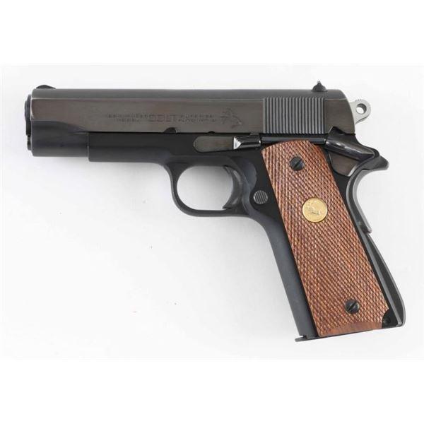 Colt Commander L.W. .38 Super SN: CLW005164