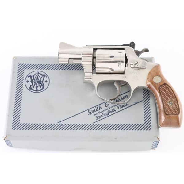 Smith & Wesson 34-1 .22 LR SN: M66954