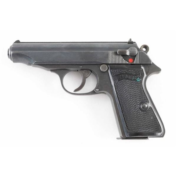 Walther PP 'ac' .32 ACP SN: 376888P