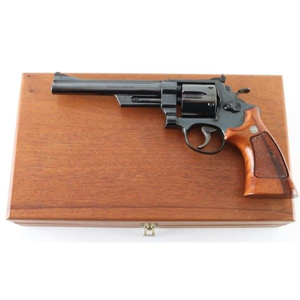 Smith & Wesson 27-1 .357 Mag SN: S219323