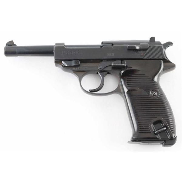 """Walther """"ac 44"""" P.38 9mm SN: 05032"""